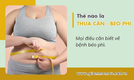 Tìm hiểu về tình trạng thừa cân, béo phì