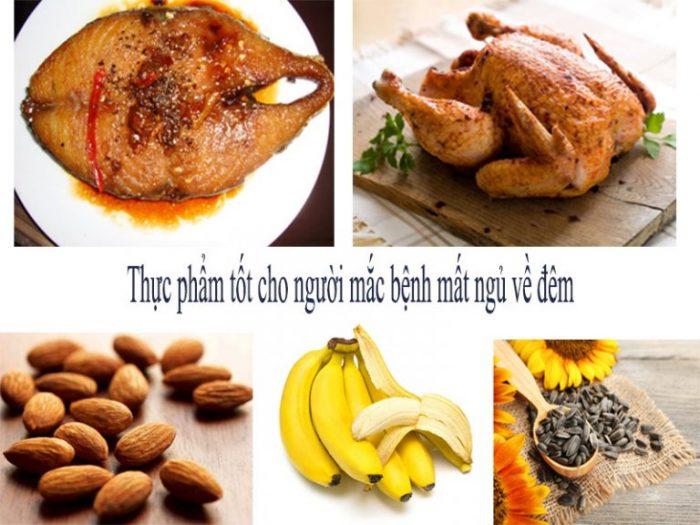Ăn gì để cải thiện giấc ngủ? Sau đây lànhững thực phẩm giúp bạn ngủ ngon giấc mỗi ngày.