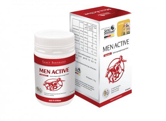 Men Active - Hỗ trợ tăng cường sinh lý nam