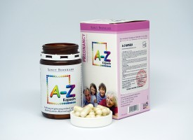 Vitamin và khoáng chất tổng hợp A-Z Kapseln