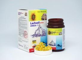Lachsoil Extra Omega 3 dạng (60 viên)