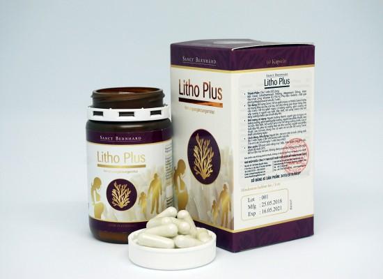 Litho Plus Canxi Từ Tảo Biển Đỏ